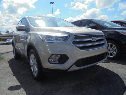 2017 Ford Escape for sale in Elkins, WV