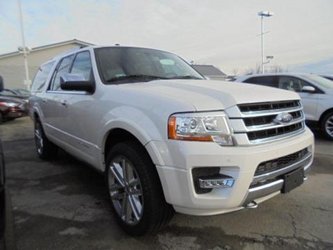 2017 Ford Expedition EL for sale in Elkins, WV