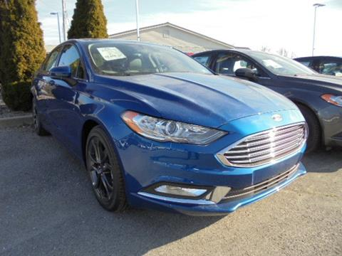 2018 Ford Fusion for sale in Elkins, WV