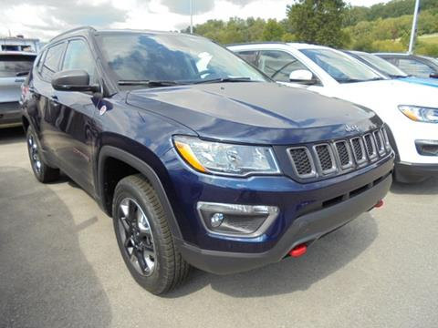 2018 Jeep Compass for sale in Elkins, WV
