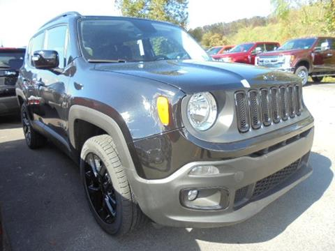2017 Jeep Renegade for sale in Elkins, WV