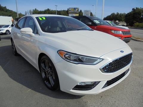2017 Ford Fusion for sale in Elkins, WV