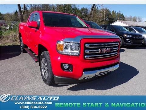 2015 GMC Canyon for sale in Elkins, WV