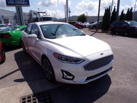 2019 Ford Fusion for sale in Elkins, WV