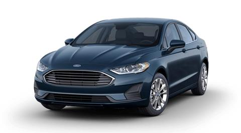2020 Ford Fusion for sale in Elkins, WV