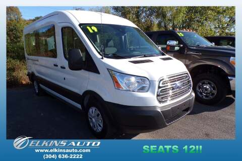 2019 Ford Transit Passenger for sale in Elkins, WV