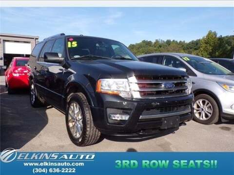 2015 Ford Expedition for sale in Elkins, WV