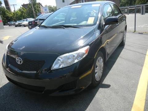 2010 Toyota Corolla for sale at Washington Street Auto Sales in Canton MA