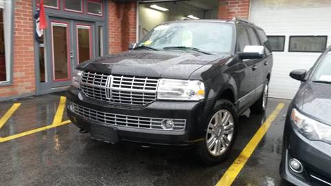 2014 Lincoln Navigator for sale at Washington Street Auto Sales in Canton MA