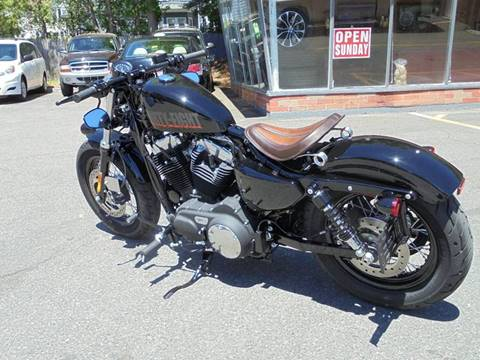 2014 Harley-Davidson XL1200X for sale at Washington Street Auto Sales in Canton MA