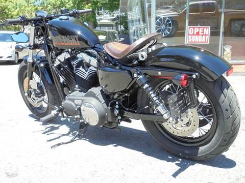 2014 Harley-Davidson XL1200X