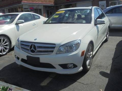 2010 Mercedes-Benz C-Class for sale at Washington Street Auto Sales in Canton MA