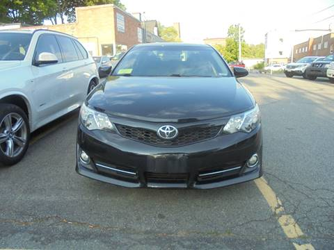 2013 Toyota Camry for sale at Washington Street Auto Sales in Canton MA
