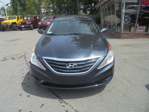 2011 Hyundai Sonata for sale at Washington Street Auto Sales in Canton MA
