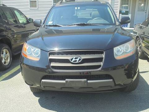 2009 Hyundai Santa Fe for sale at Washington Street Auto Sales in Canton MA