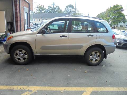 2002 Toyota RAV4 for sale in Canton, MA