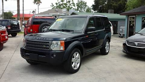 2008 Land Rover LR3 for sale in Brownsville, TX