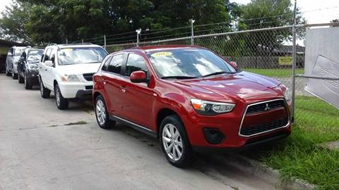 2015 Mitsubishi Outlander Sport for sale at Express AutoPlex in Brownsville TX