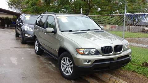 2004 BMW X5 for sale at Express AutoPlex in Brownsville TX