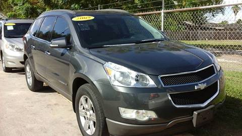 2009 Chevrolet Traverse for sale at Express AutoPlex in Brownsville TX