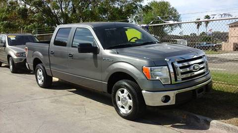 2011 Ford F-150 for sale at Express AutoPlex in Brownsville TX