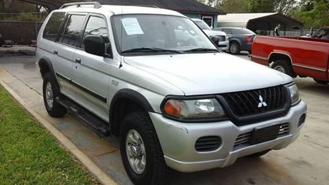 2003 Mitsubishi Montero Sport for sale at Express AutoPlex in Brownsville TX