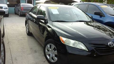 2009 Toyota Camry for sale at Express AutoPlex in Brownsville TX
