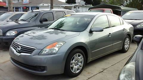 2009 Nissan Altima for sale at Express AutoPlex in Brownsville TX