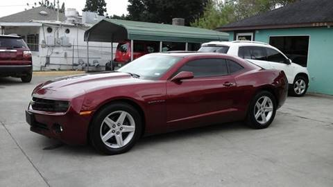 2010 Chevrolet Camaro for sale at Express AutoPlex in Brownsville TX