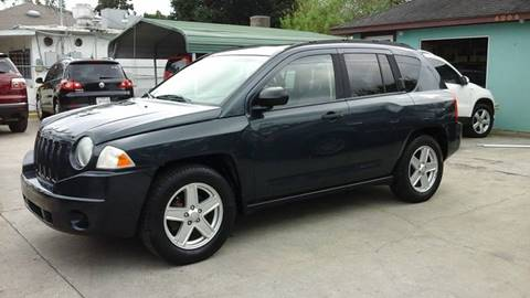 2007 Jeep Compass for sale at Express AutoPlex in Brownsville TX