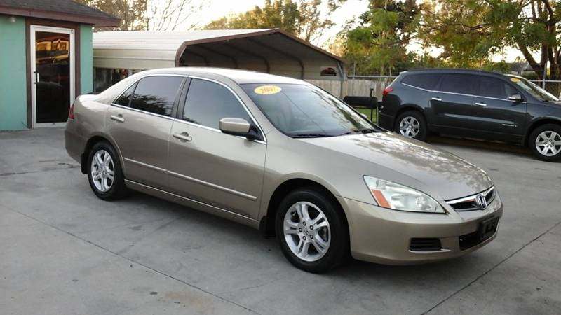 2007 Honda Accord for sale at Express AutoPlex in Brownsville TX