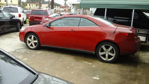 2007 Pontiac G6 for sale in Brownsville, TX