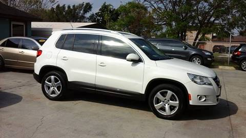2010 Volkswagen Tiguan for sale at Express AutoPlex in Brownsville TX