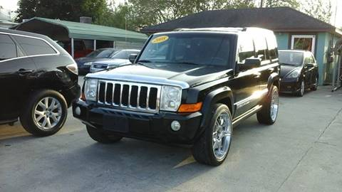 2008 Jeep Commander for sale at Express AutoPlex in Brownsville TX