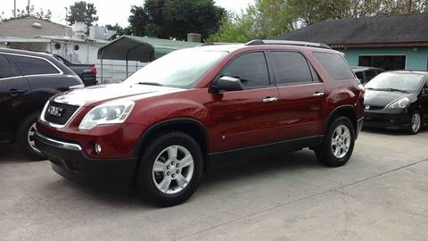 2010 GMC Acadia for sale at Express AutoPlex in Brownsville TX