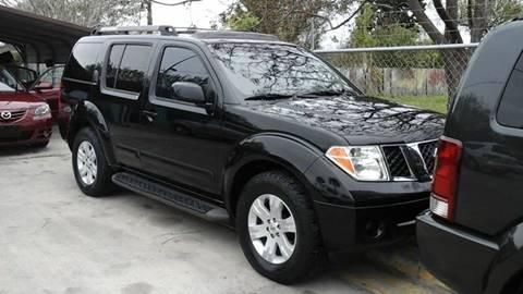2007 Nissan Pathfinder for sale at Express AutoPlex in Brownsville TX