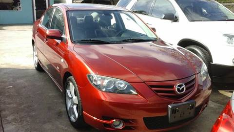 2006 Mazda MAZDA3 for sale at Express AutoPlex in Brownsville TX