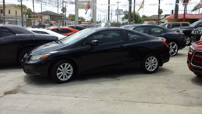 2012 Honda Civic for sale at Express AutoPlex in Brownsville TX