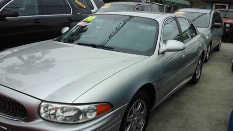 2004 Buick LeSabre for sale at Express AutoPlex in Brownsville TX