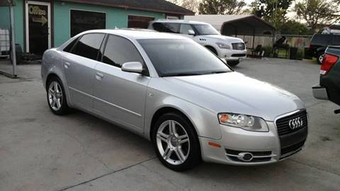 2007 Audi A4 for sale at Express AutoPlex in Brownsville TX