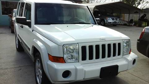 2006 Jeep Commander for sale at Express AutoPlex in Brownsville TX