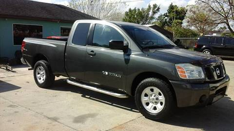 2006 Nissan Titan for sale at Express AutoPlex in Brownsville TX