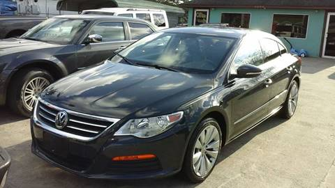 2012 Volkswagen CC for sale at Express AutoPlex in Brownsville TX