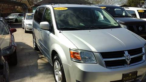 2010 Dodge Grand Caravan for sale at Express AutoPlex in Brownsville TX