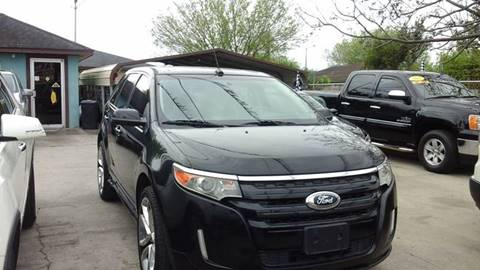2013 Ford Edge for sale at Express AutoPlex in Brownsville TX