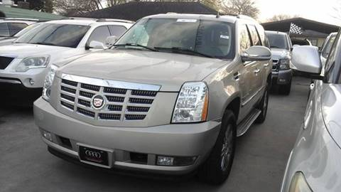 2007 Cadillac Escalade for sale at Express AutoPlex in Brownsville TX