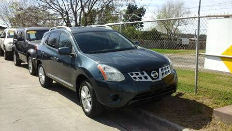 2012 Nissan Rogue for sale at Express AutoPlex in Brownsville TX