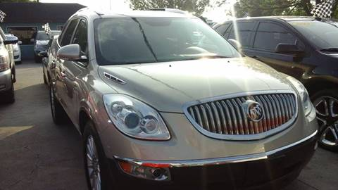 2011 Buick Enclave for sale at Express AutoPlex in Brownsville TX