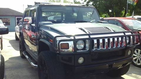 2005 HUMMER H2 SUT for sale at Express AutoPlex in Brownsville TX