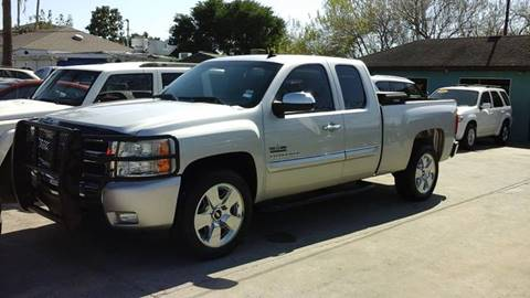 2011 Chevrolet Silverado 1500 for sale at Express AutoPlex in Brownsville TX